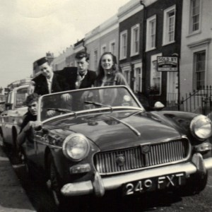 Topless 3 - Hillgate Place June 1966