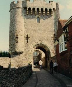 Lewes Castle 1