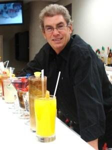 Cocktail exam time at George Brown College