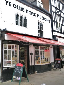 Home of the authentic Melton Mowbray pork pie
