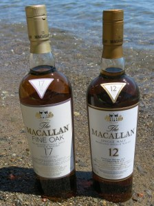 The Macallan brothers, 12 and 17