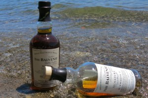 One Balvenie standing, one fallen soldier