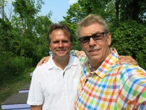 Selfie with Tibor
