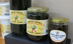 Jars of liquid sunshine