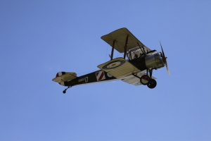 Sopwith bi-plane