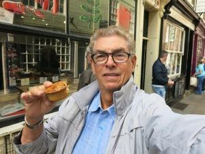 York pork pie doesn't please