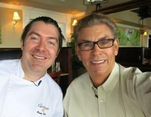 At The Farmhouse with Chef Randy Feltis