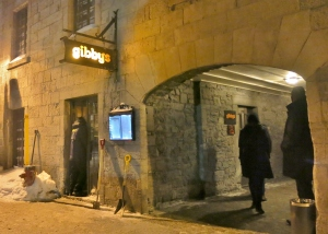 Gibbys, Place d'Youville, Montreal