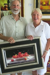 Michael Whitlow and Diane