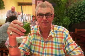 Outstanding 2 for 1 mojitos at Joe Jack's