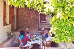 Luncheon Provence style