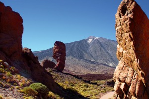 Mount Teide National Park in Tenerife