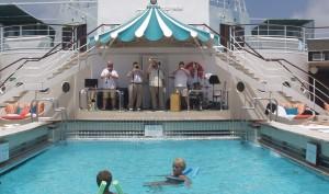 Crystal Symphony's pool