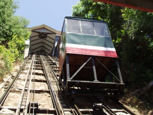 One of 30 hillside elevators