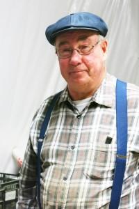 Robert Taylor grows almost 80 varieties of potatoes
