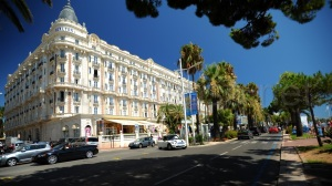 The InterContinental Carlton on the Croissette in Cannes
