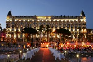 The InterContinental Carlton Hotel, Cannes, France
