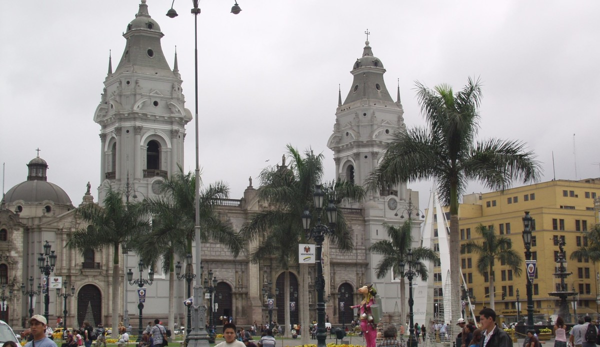 PERU'S CITY OF KINGS