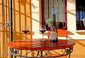 Domaine Palon Gigondas basks in the Provençal sun