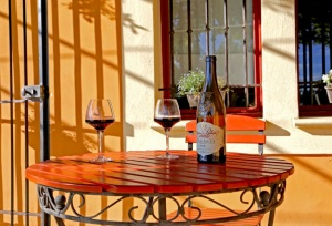 Domaine Palon Gigondas basks in the Provençal sun