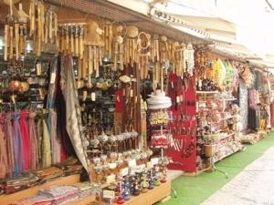 Kusadasi bazaar