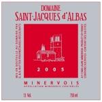 2005 St Jacques Rosé
