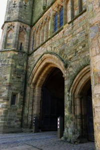 Battle Abbey beckons