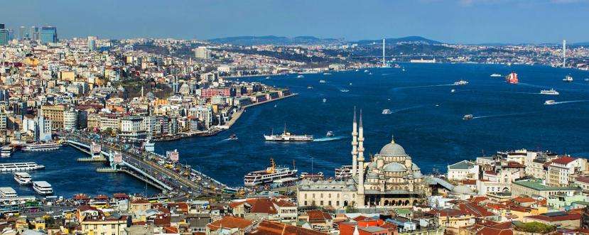 Featured image -- skyline of Istanbul