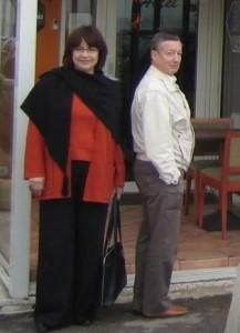 Hélène and Cousin Robert