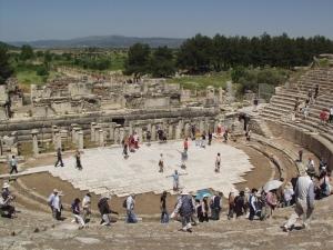 Odeion concert hall, Ephesus