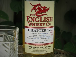 English Whisky Chapter 14