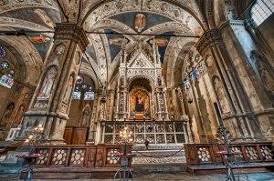 Orsanmichele's Tabernacle