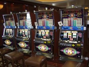 Gambling is a popular ship passtime