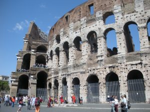 The Colosseo (courtesy: Sam Moorcroft)