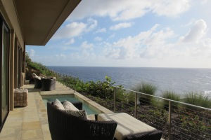 Penthouse villa at Oil Nut Bay, Virgin Gorda