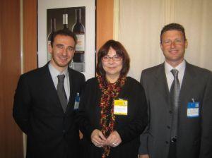 Lionello Rosso, Hélène and Carlo Ferro