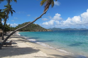 Deadman's Bay, Peter Island, BVI