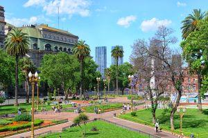 Plaza de Mayo (courtesy Eduardo N Fortes)