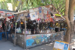 Foxy's Tamarind Bar, Jost Van Dyke