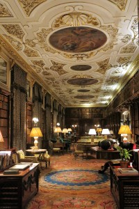 The Duke's private library