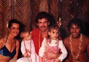 In Maui in 1982
