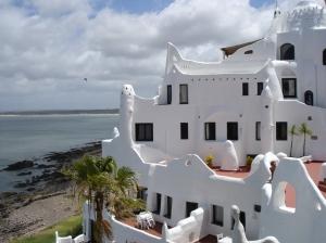 Casapueblo in Puerto Ballena