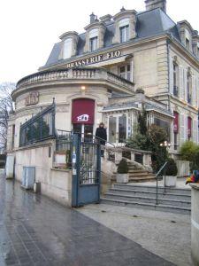The Brasserie Flo in Reims