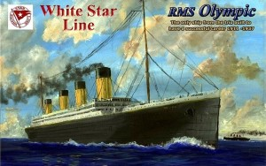White Star Line's RMS Olympic