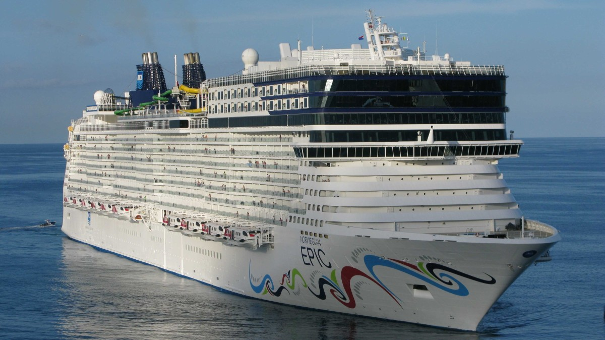 ARE CRUISE SHIPS UGLY?