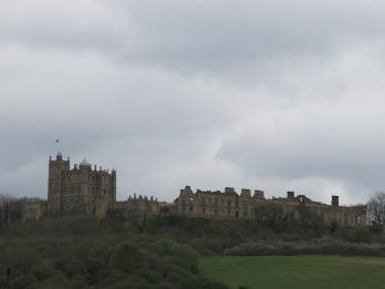 1. Bolsover Castle