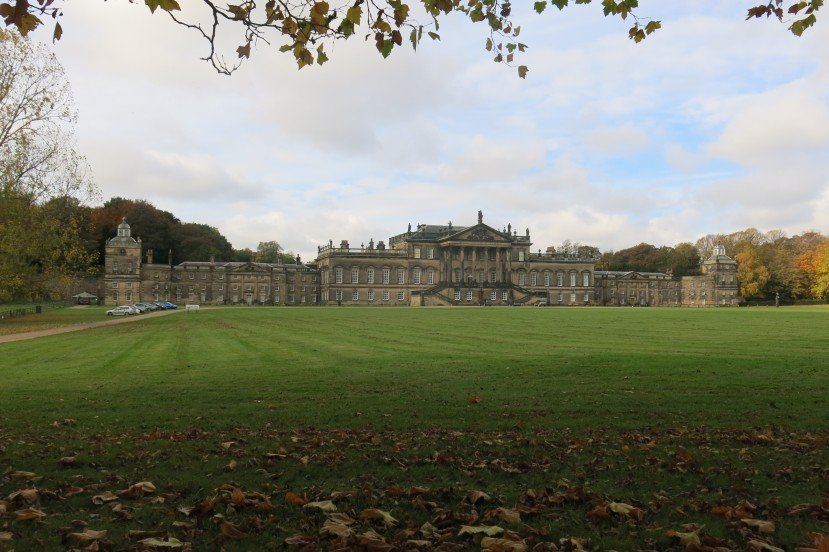 14. Wentworth Woodhouse Frontage