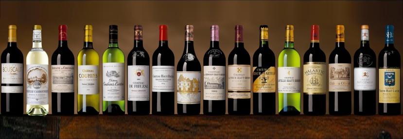 Bordeaux Cru