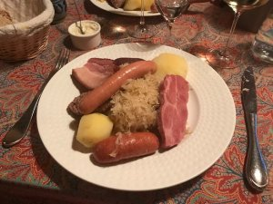 choucroute-traditionnelle