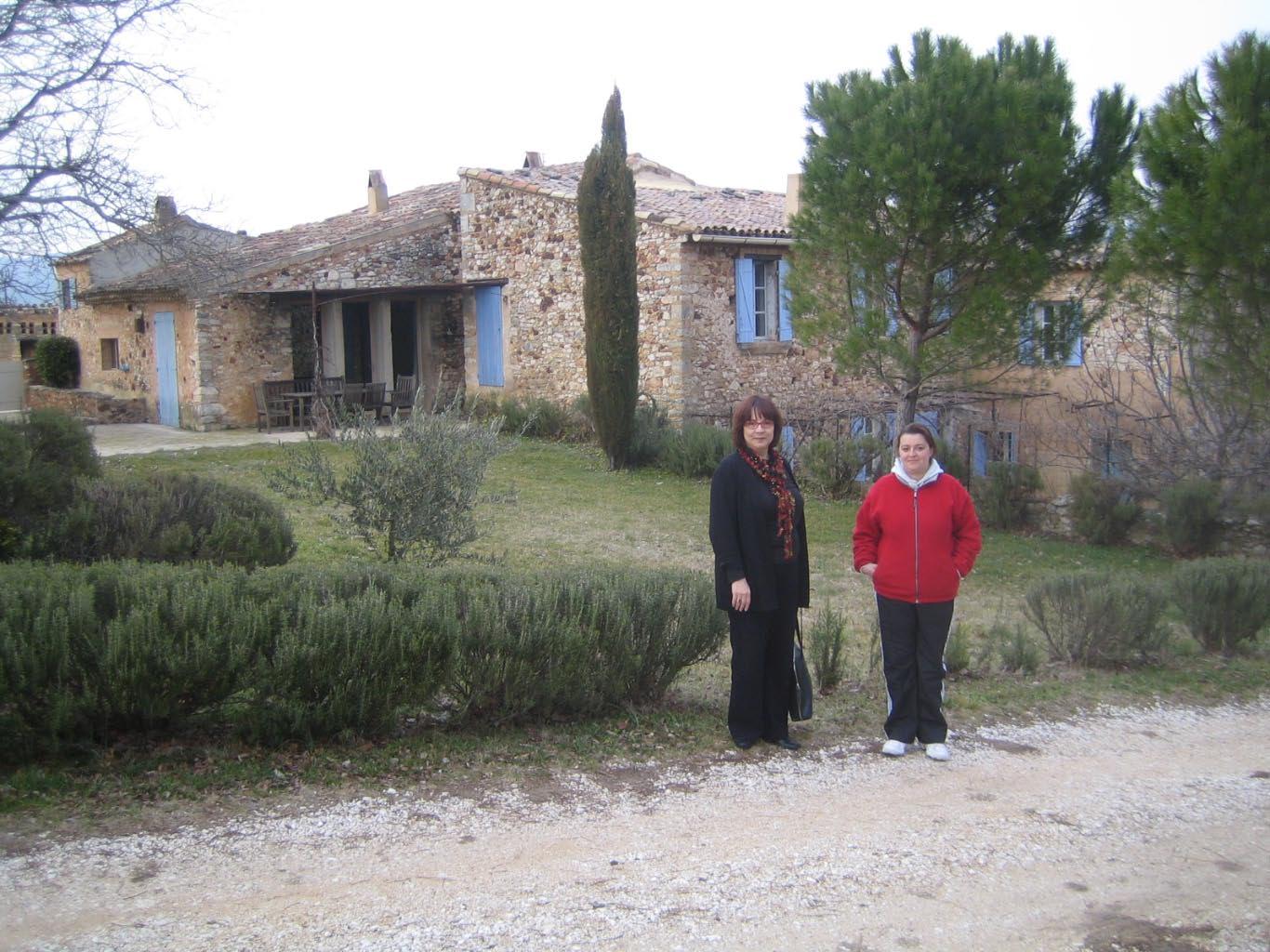 Domaine de Tara house
